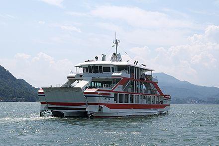 Jr miyajima ferry wikipedia l 39 enciclopedia libera for Forno a convezione wikipedia