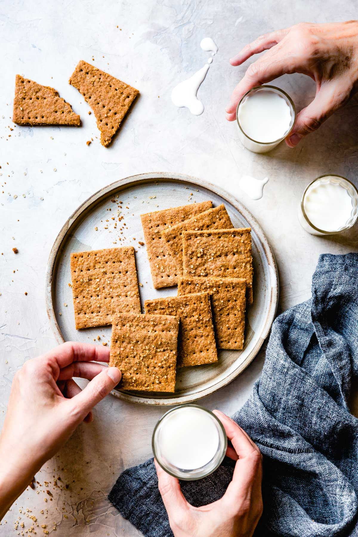 Gluten free graham crackers recipe in 2020 bojon