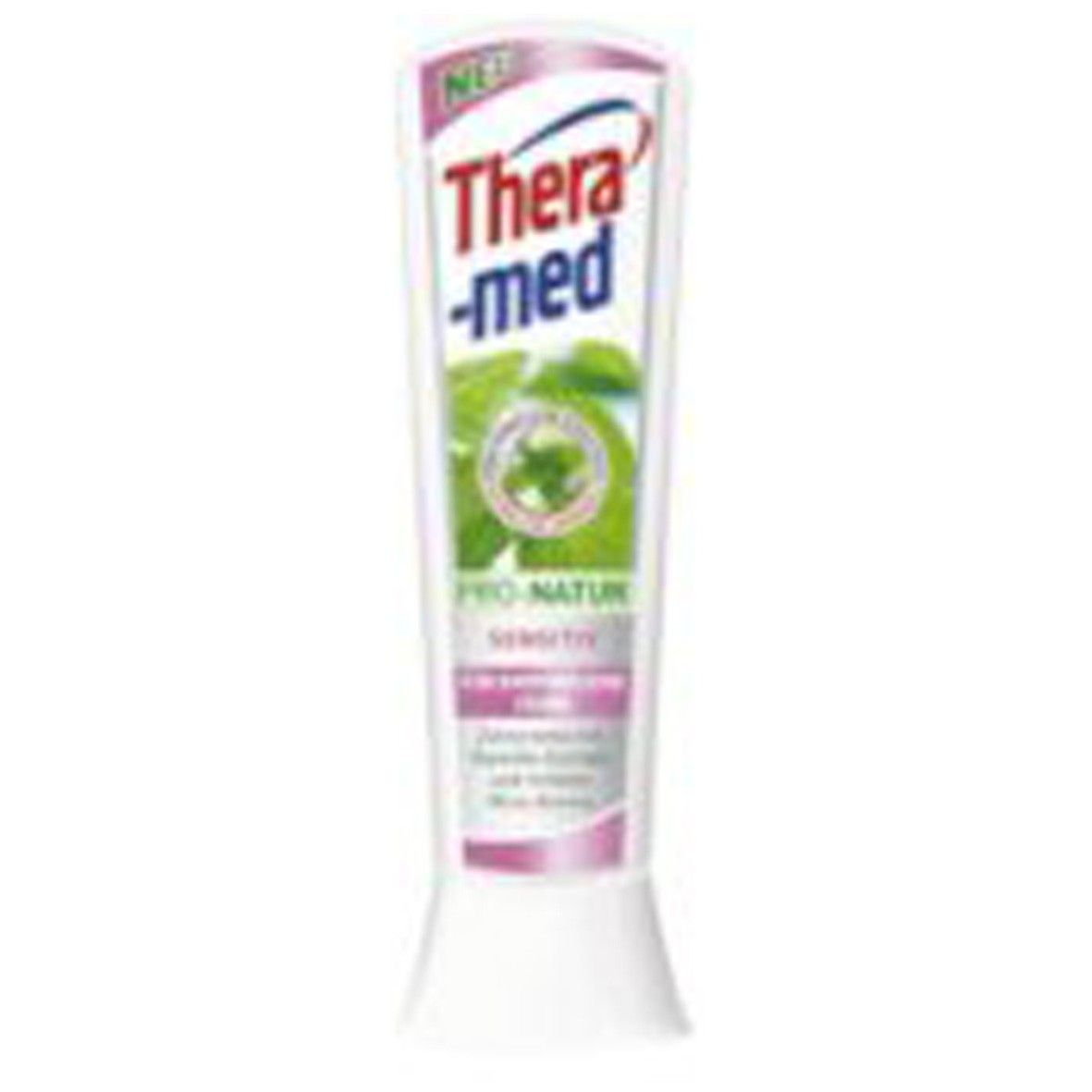 Theramed tandpasta staande tube 75ml Sensitive 5410091639471