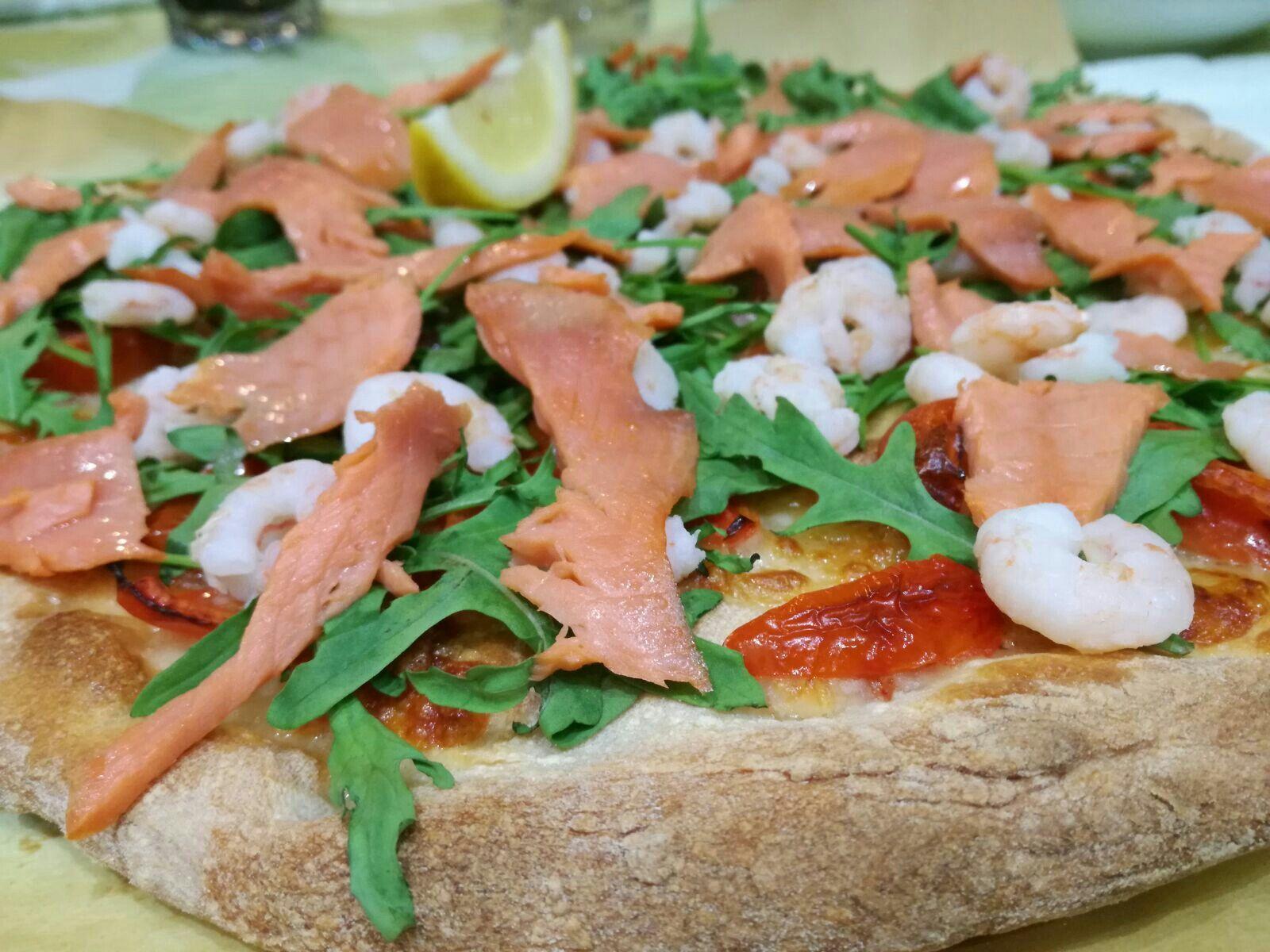 Pizza - Grano tenero 00 lievito birra artigianale