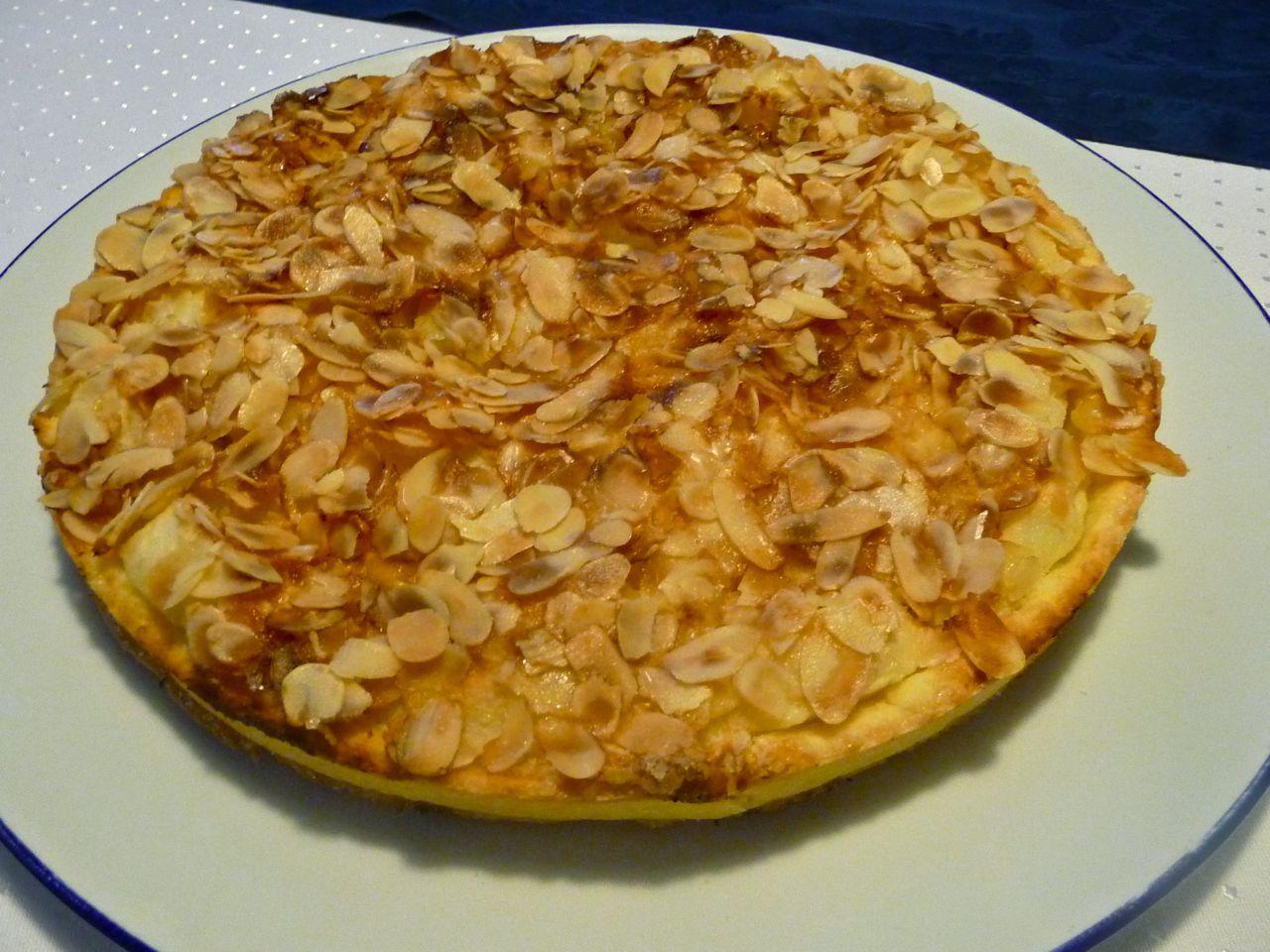 Apfelkuchen exquisit