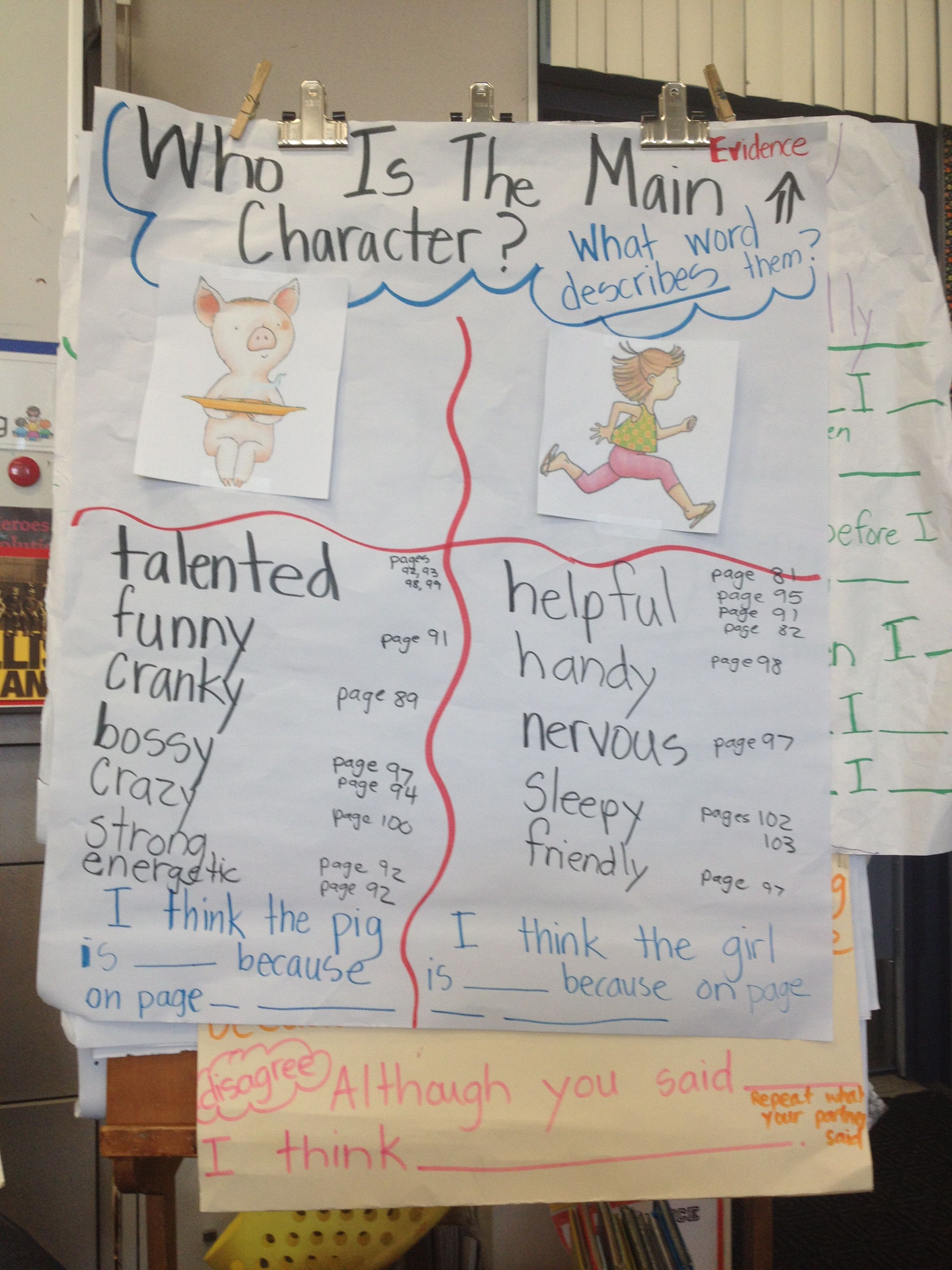 Close Reading First Grade Narrative Text With Textual