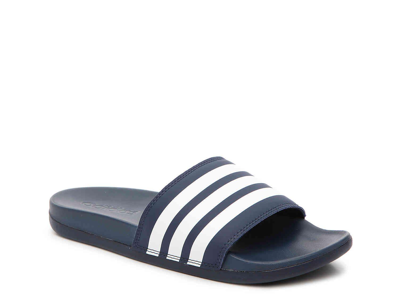 adidas Adilette Cloudfoam Ultra Stripes