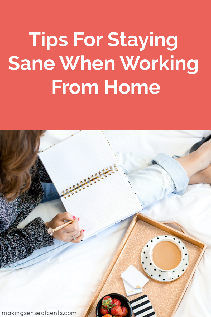 Work From Home Tips How To Stay Sane Life Insurance Quotes