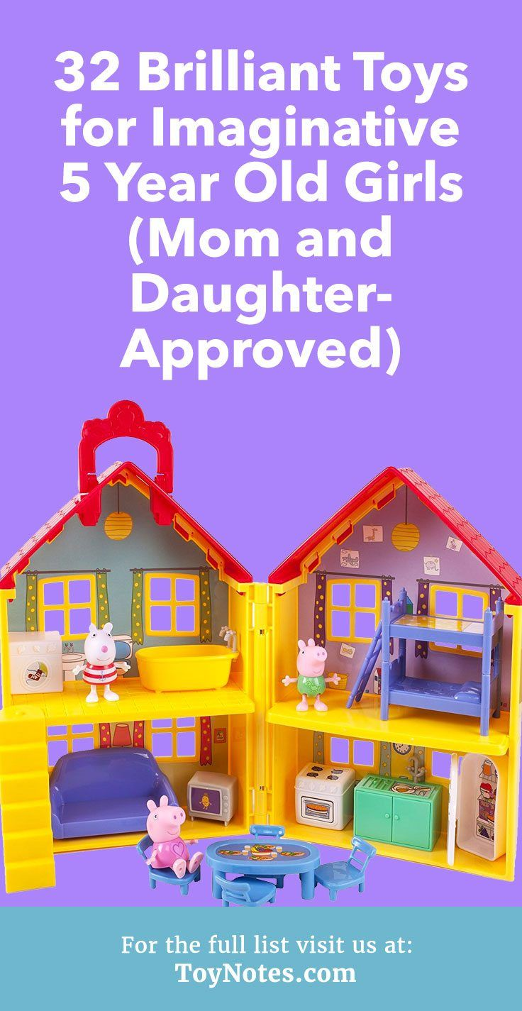 Have A Look At These Fun And Imaginative Toys For 5 Year Old Girls There Isnt Doll In Sight