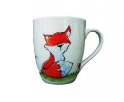Collection Anou tasse renard