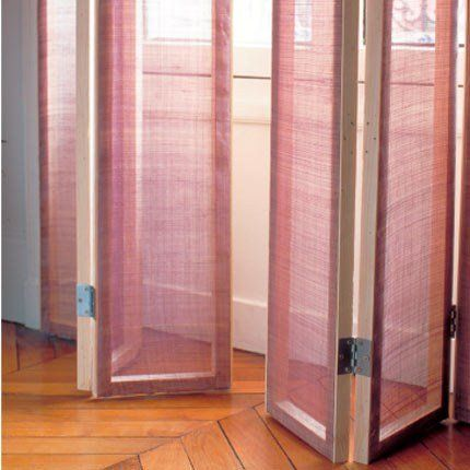 fabriquer des volets int rieurs habill s de tissu v g tal pinterest volets comme des et vegetal. Black Bedroom Furniture Sets. Home Design Ideas
