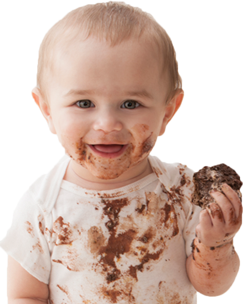 Eating Cake Baby Picture. Download Best Eating Cake Baby