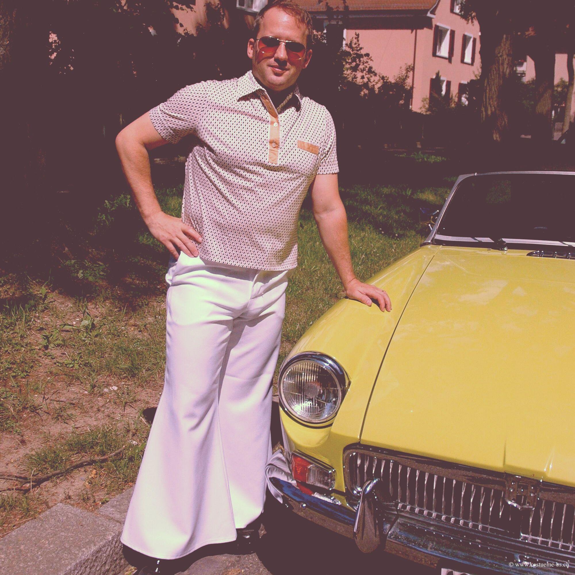 Die 70er Jahre veränderten die Mode weit mehr als dies noch in den ...