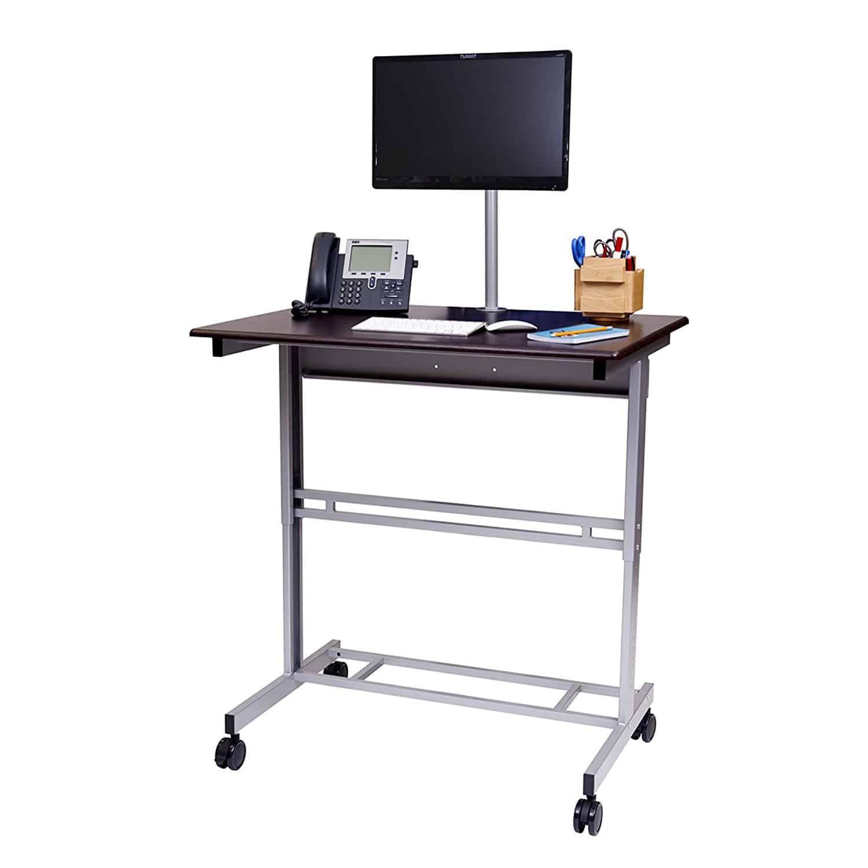 Top 10 Best Height Adjustable Desks Reviews In 2020 Adjustable