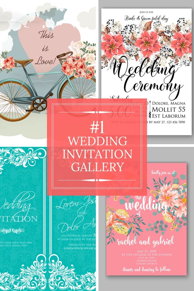 Superb Wedding Invitations Layout Online For Your Own Wonderful ...