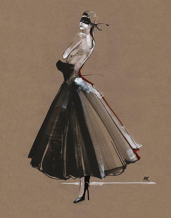 Angie_Rehe_masked_fashion_drawing