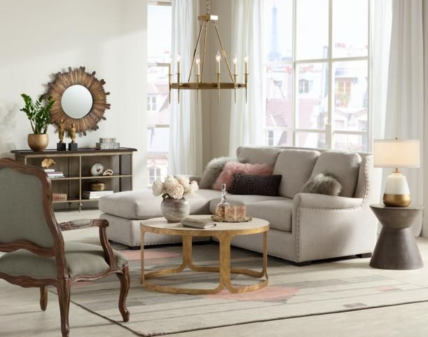 Living rooms · room inspiration lamps plus