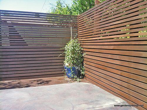 Landscapeonline Com Cinder Block Walls Wood Cladding Exterior