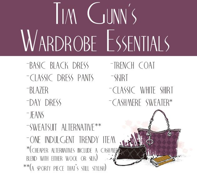 Tim gunn fashion essentials 61