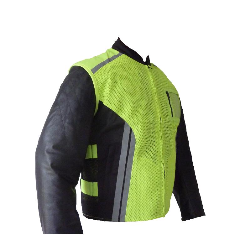 Details about Fluorescent Hi Viz vis Motorcycle Scooter