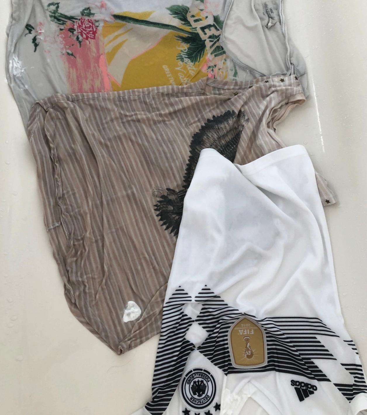 Fettflecken Kleidung Entfernen
