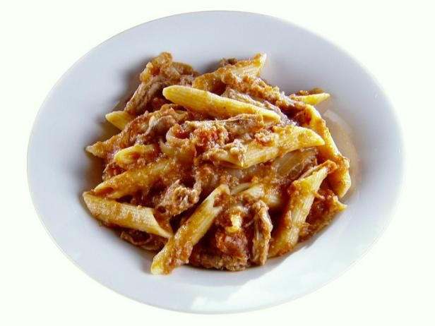 Penne with pork ragout recipe penne pork and recipes get giada de laurentiiss penne with pork ragout recipe from food network forumfinder Choice Image
