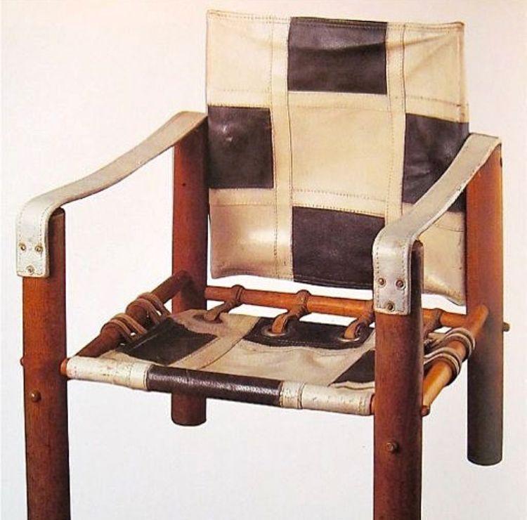 Eileen Gray armchair circa 1930 | Grey armchair, Eileen ...
