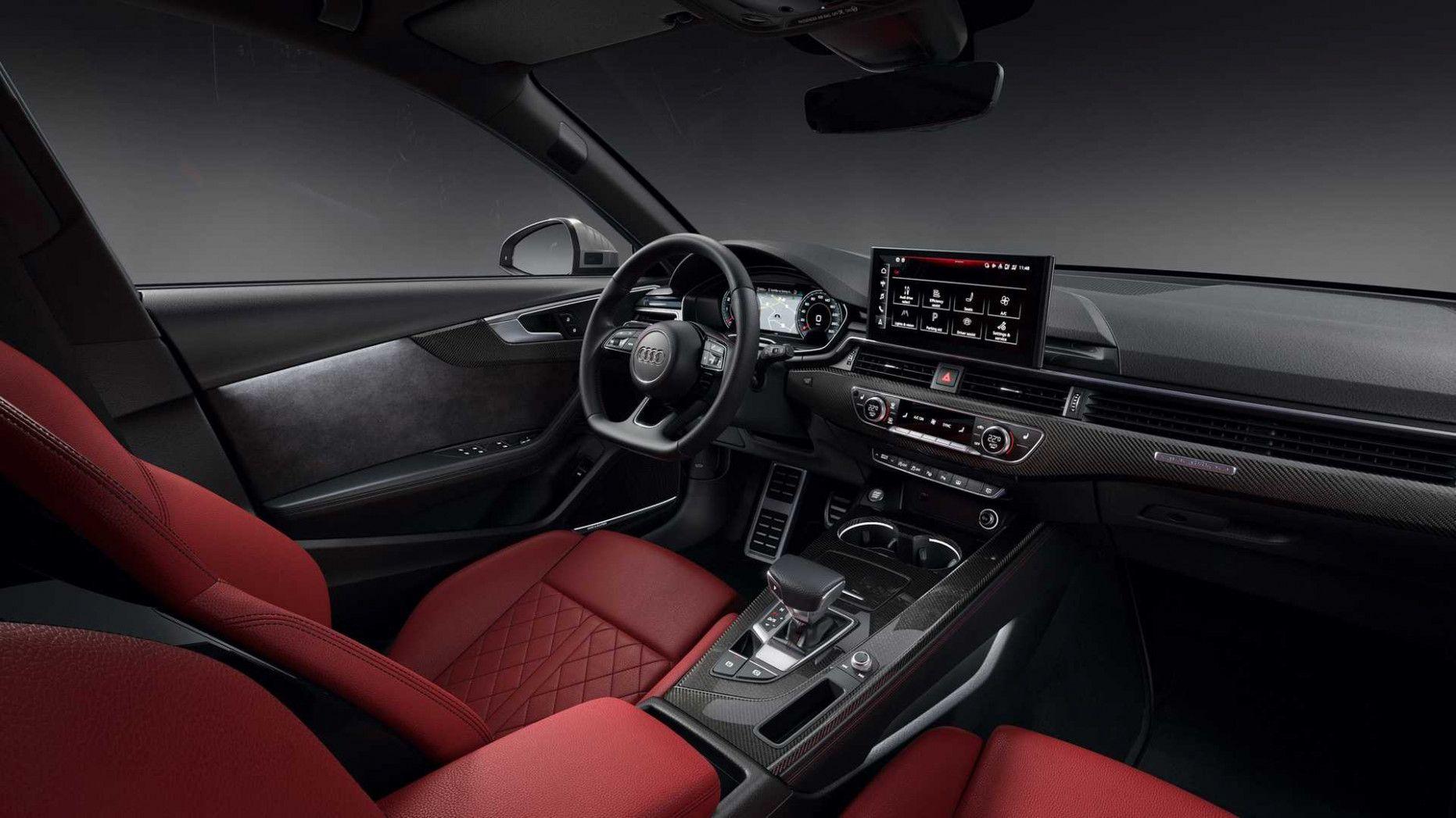 Audi A4 2020 Interior Price Di 2020