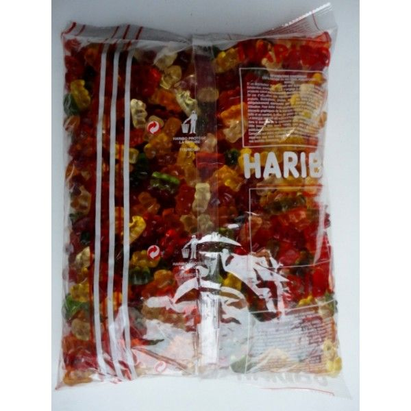 Ours d'or Haribo