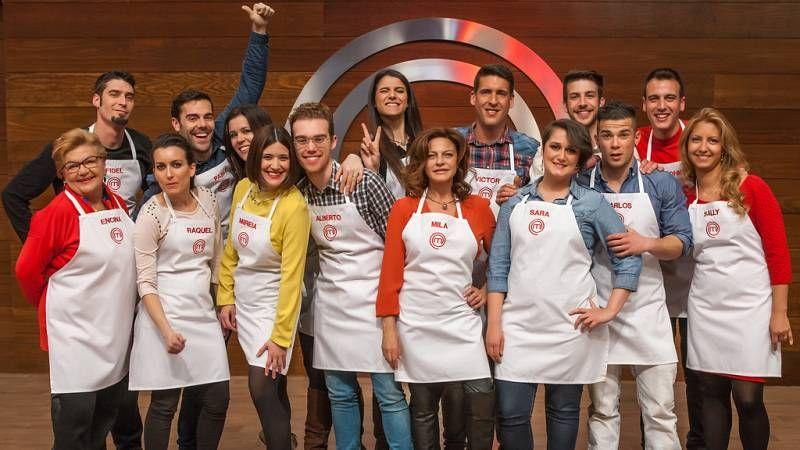 MASTERCHEF - es un programa de televisión gastronómico español que ...