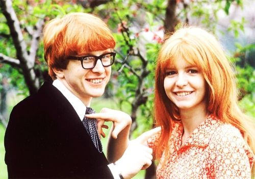 Image result for Peter Asher and parents