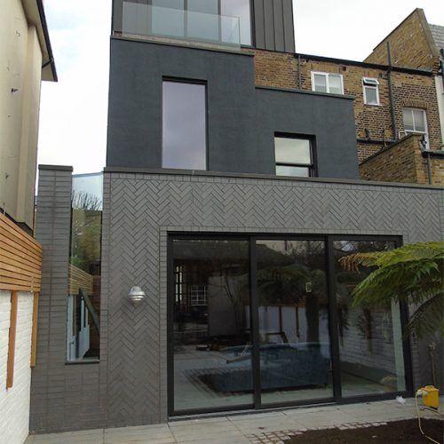 Rudin House 3D model история архитектуры Pinterest Arch - agrandir sa maison sans permis de construire