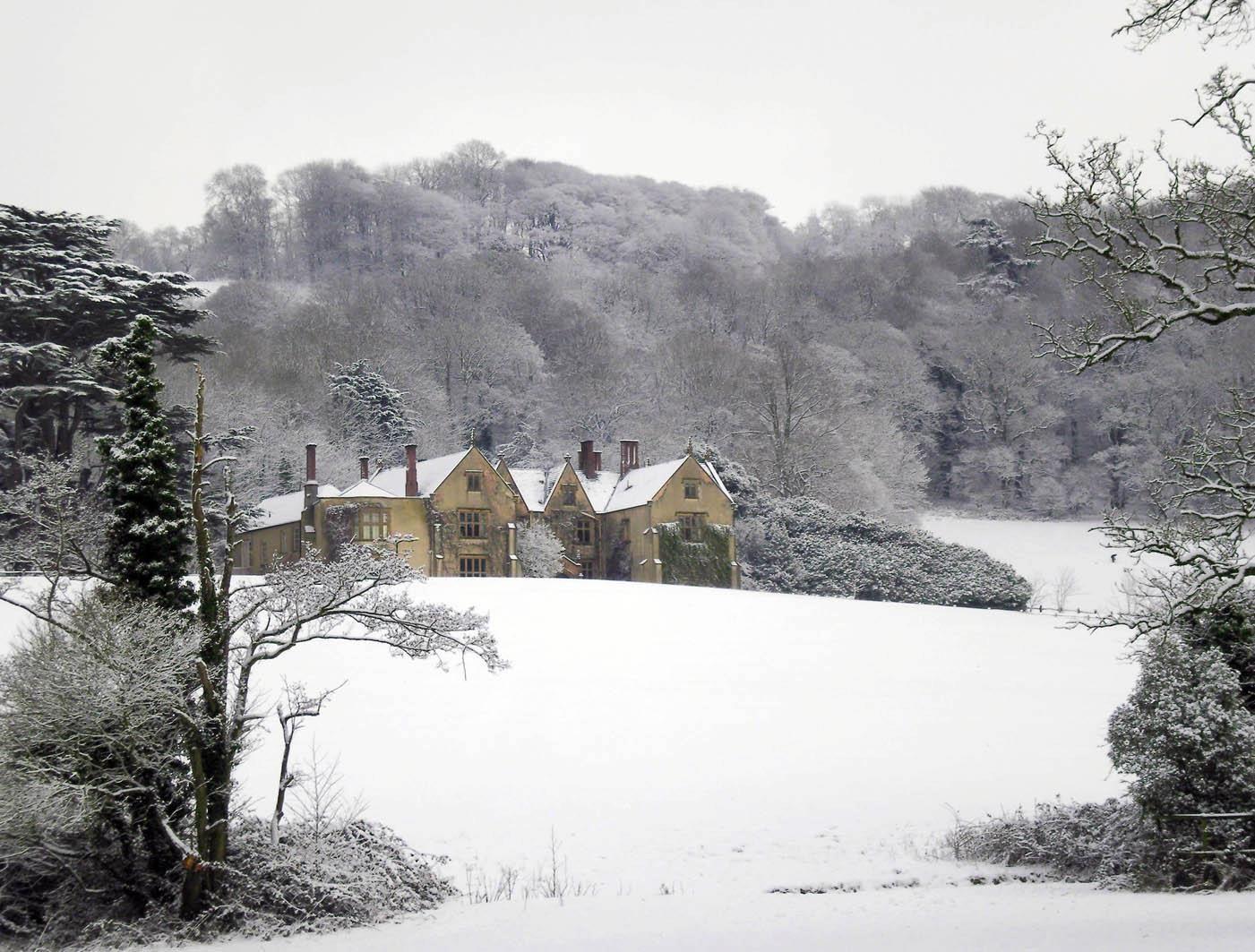 Winter Pictures Devon England