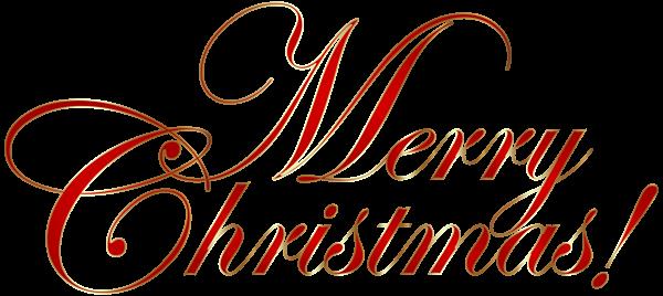 Christmas Clip Art Transparent Clip Art Christmas Text
