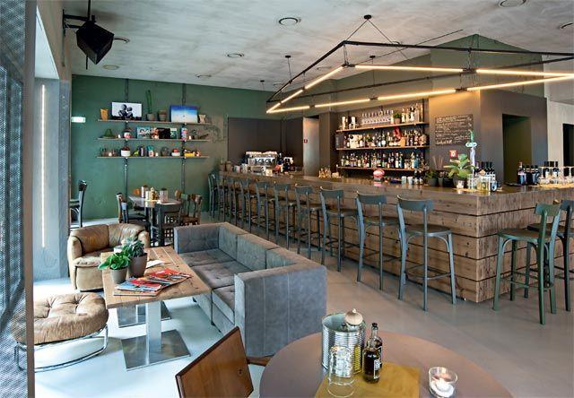 Arredamento bar vintage cerca con google bancone bar for Arredamento per bar ristorante