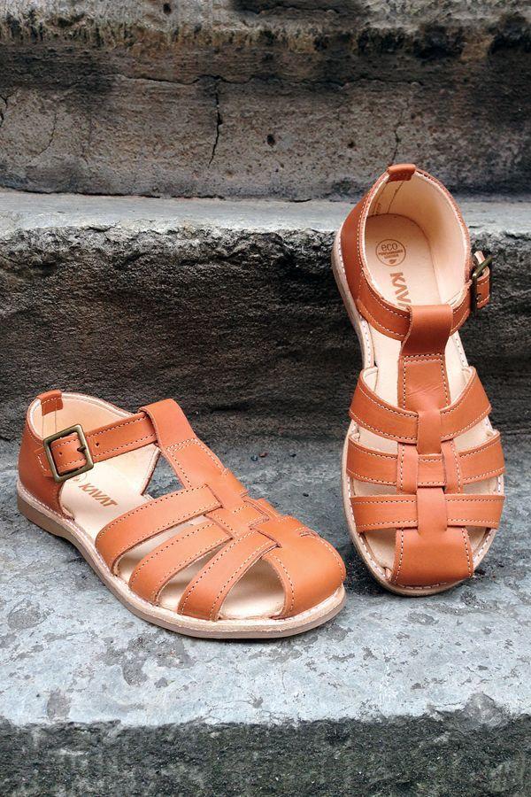 6256412ed3f4 BUTIK KUBIK - Kavat eco sandal brown