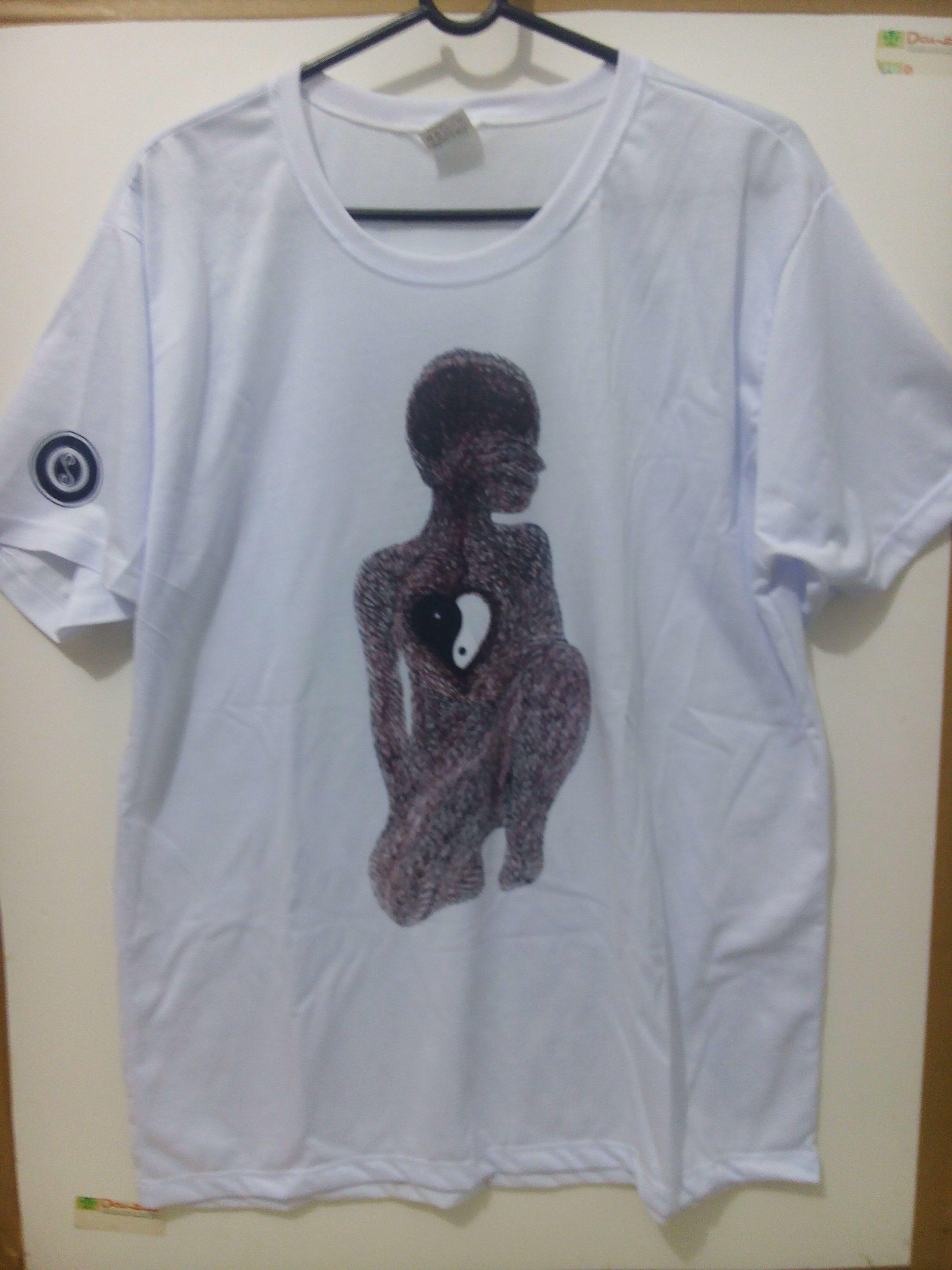 Paulo Sapucaia T-shirt Arte; Soul de Salvador