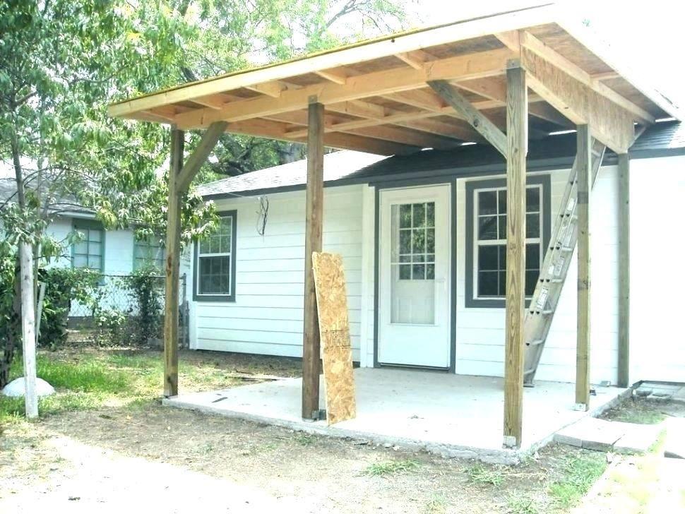 Back Porch Roof Ideas Pictures To Pinterest Covered Porch Ideas Covered Porch Ideas Backyard Porches Back Build Pergola Backyard Porch Patio