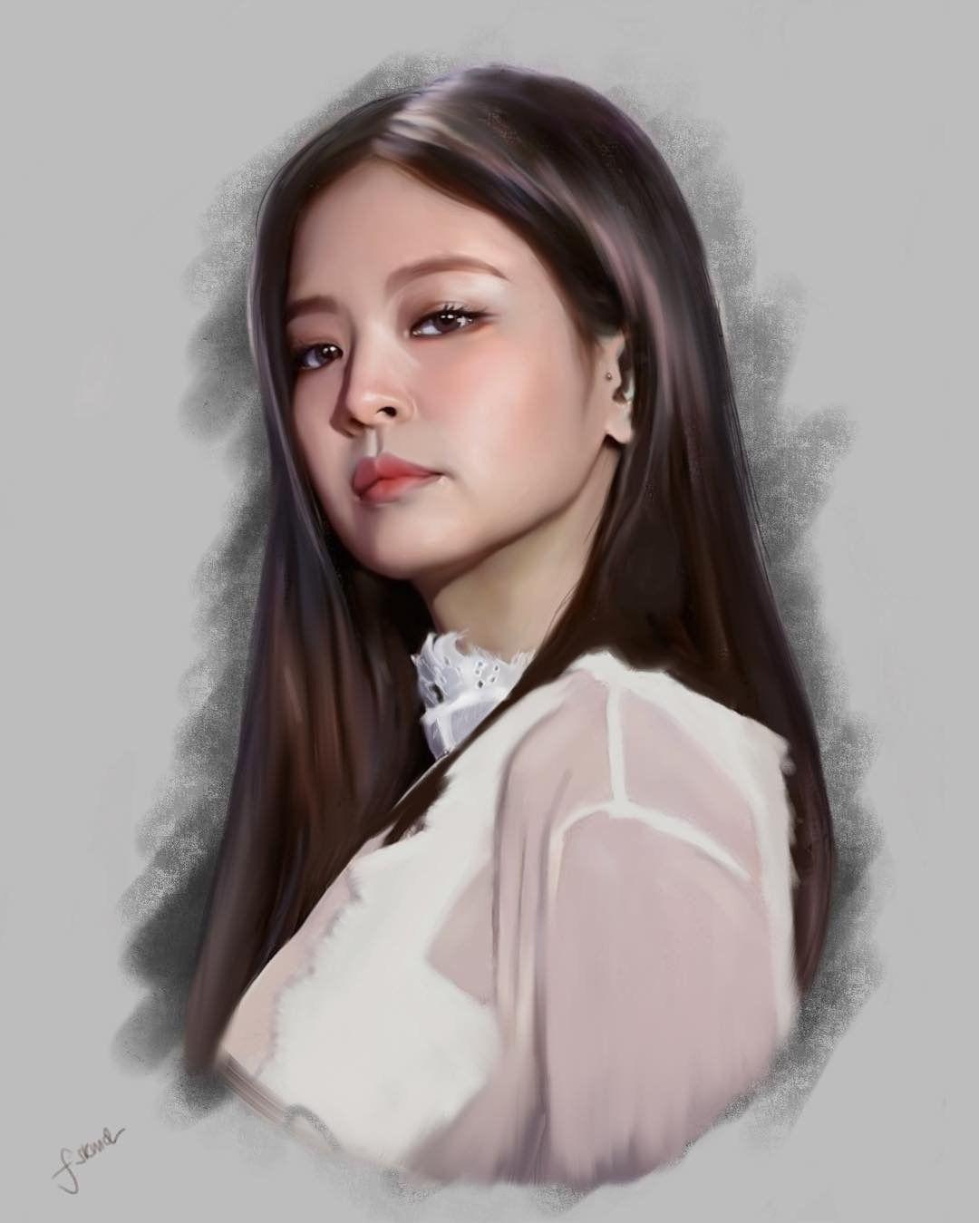 Pin by YSA on Jennie | Black pink kpop, Blackpink, Pink art