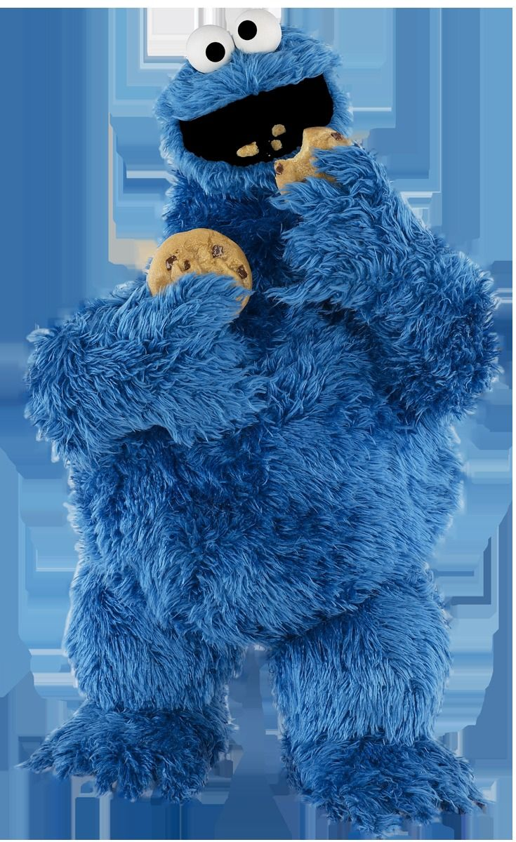 Every Day Should Be National Chocolate Chip Cookie Day Right Cookie Monster Wallpaper Cookie Monster Funny Monster Cookies
