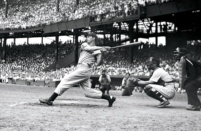 Gallery For Gt Iconic Sports Photography Joe Dimaggio Sports