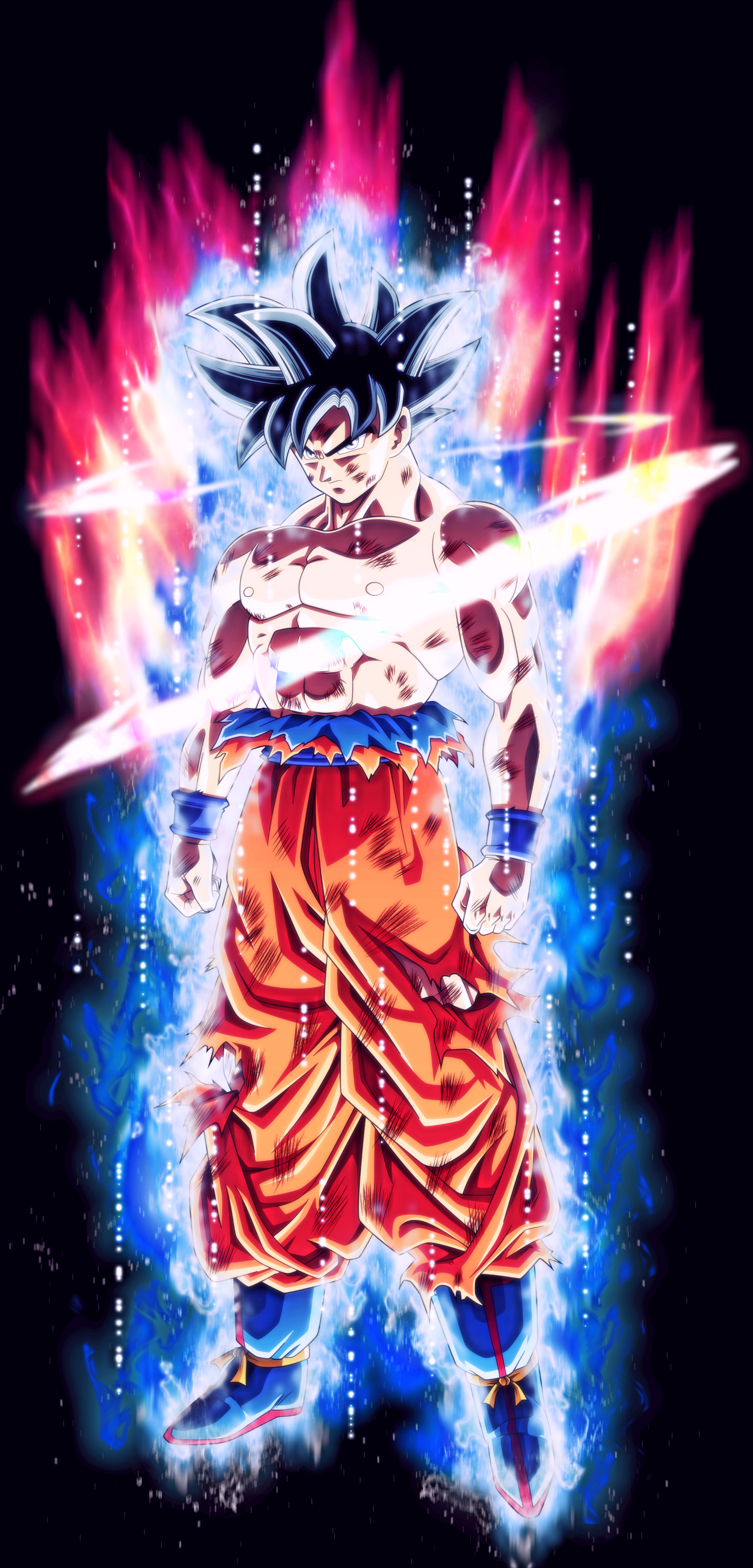 Dragon Ball Z Kai Final Chapters Pantalla De Goku Fondos De Pantalla Goku Dragon Ball Gt