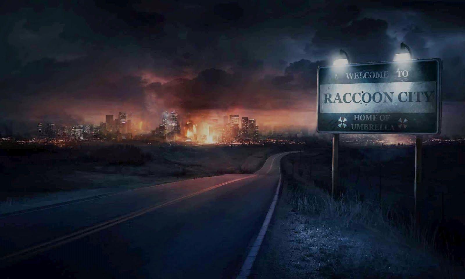 Pritajeno Zlo Resident Evil Raccoon City Resident Evil Damnation Resident Evil Leon