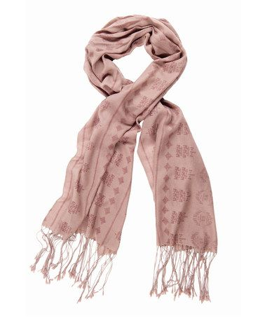Take a look at this Mushroom Fainters Fall Merino Wool Scarf - Women by EMU Australia on #zulily today!