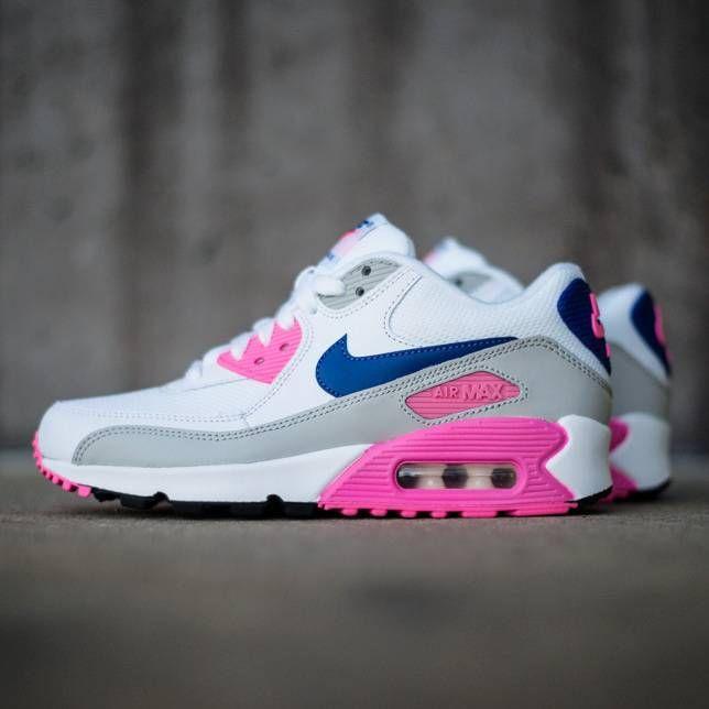 "Nike WMNS Air Max 90 Essential ""Pink Glow"" | Nike air max"