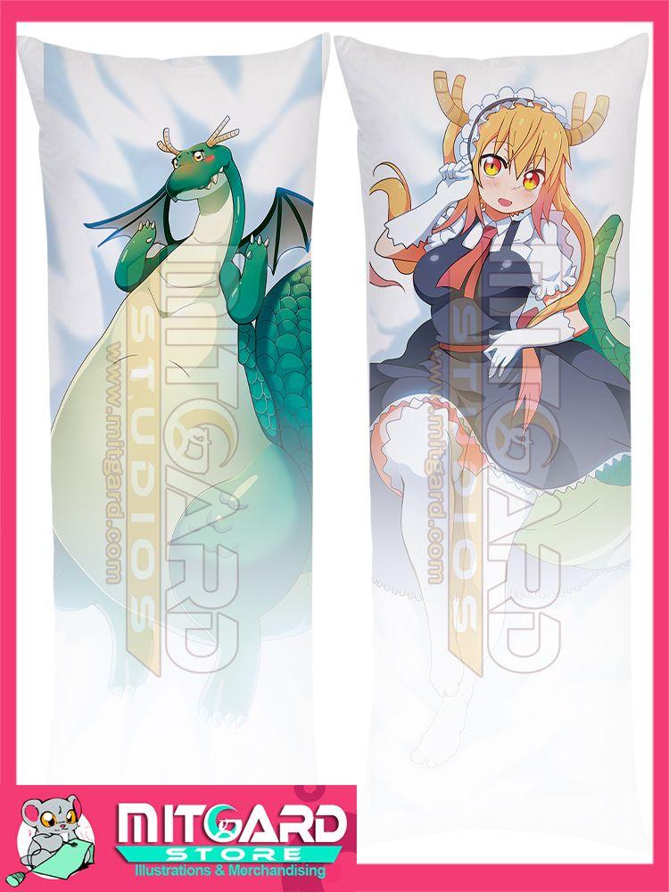 Dragon Maid Tohru Hugging Body Pillow