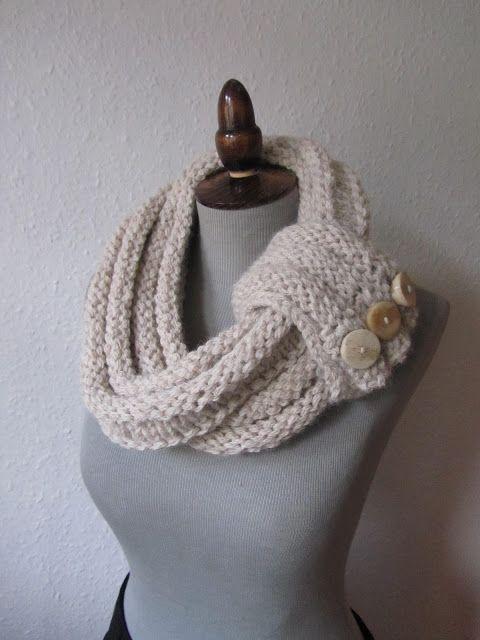 Love this cowl.   Crochet   Pinterest   Ganchillo crochet, Tejido y ...