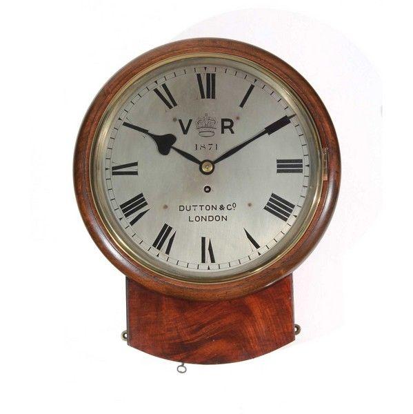 Antiques 1stdibs Antique Clocks Vintage Clock Vintage Wall Clock