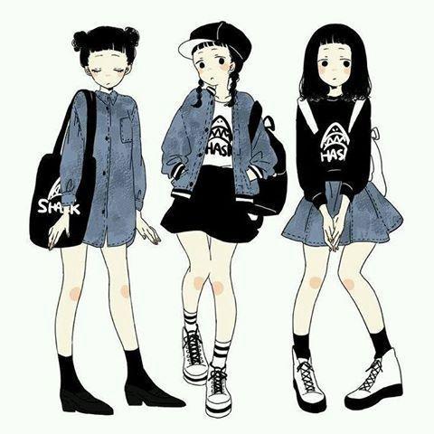 Fondos de dibujos Tumblr - 43♡
