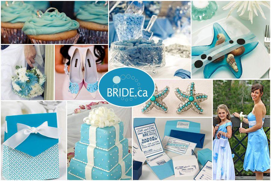 40+ Wedding Theme That Can Amaze You   Blue wedding colour theme ...