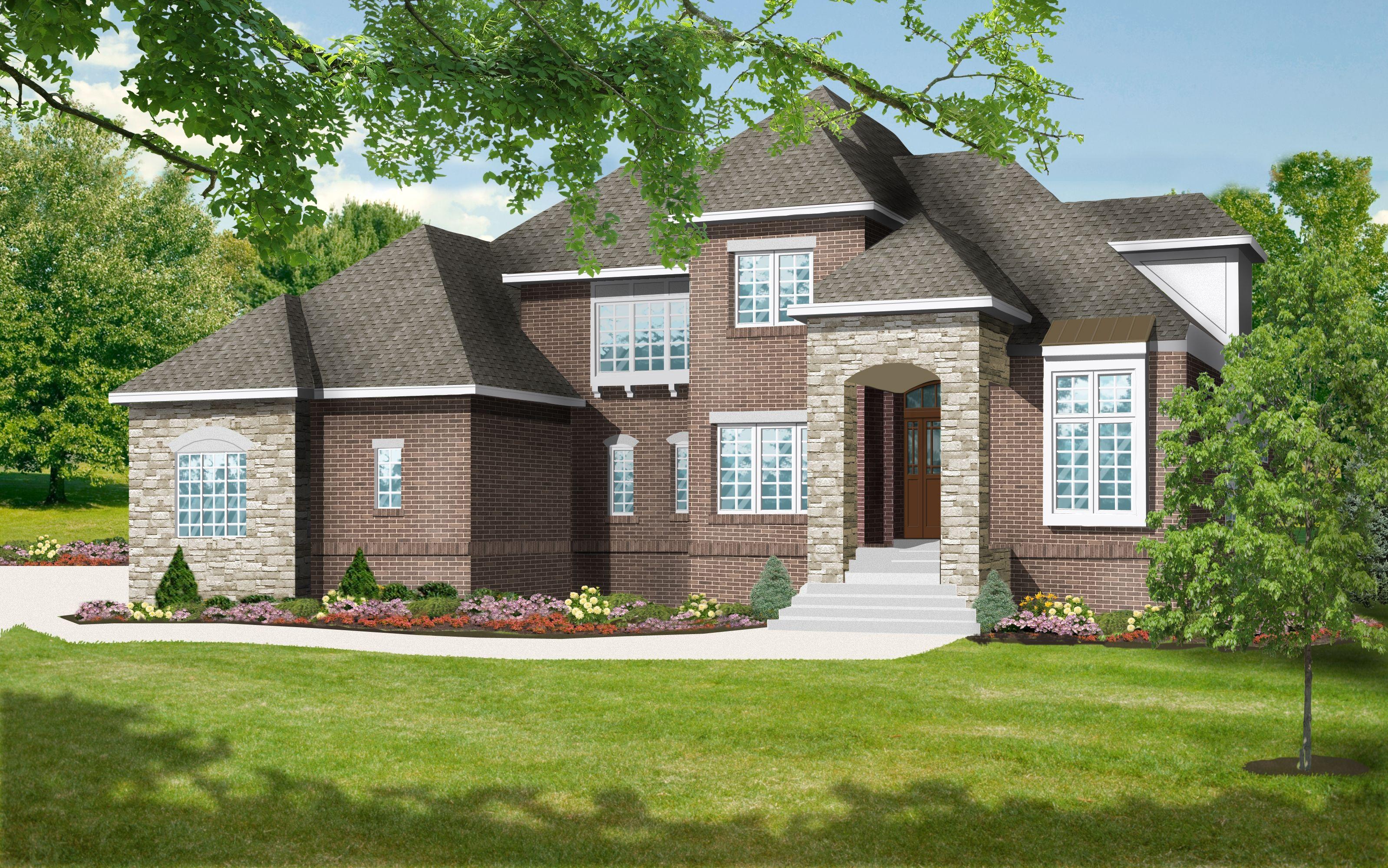 The Boschi Bella Casa by Daniels Hicks Homes