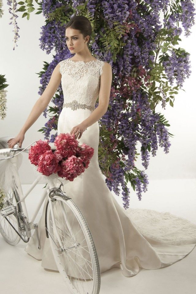 The Mae West Bridal Gown