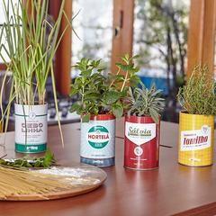 Potting: faça sua horta em casa! – Casaquetem Artigos de Decoração Ltda