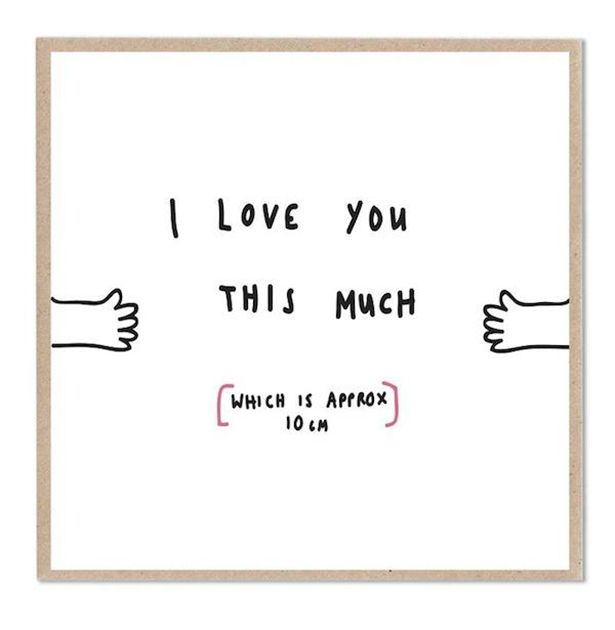 valentines day is just around the corner these cards prove that your love can sometimes be best expressed with humor buy buy buy via via via via buy via